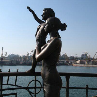 Одесский порт оформил первый отход судна в ИСПС