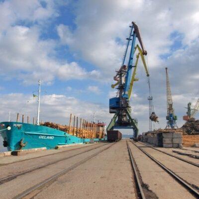 В январе-апреле Белгород-Днестровский порт сократил грузооборот в 2,2 раза