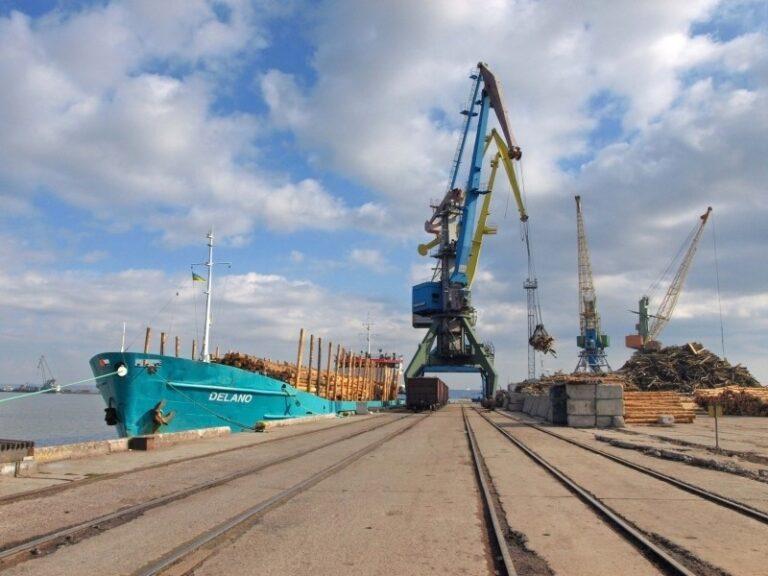 В первом полугодии Белгород-Днестровский порт сократил грузооборот в 2,2 раза