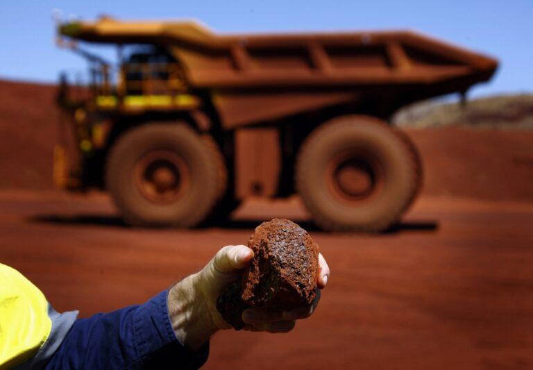 В январе-мае экспортировано 18,8 млн тонн железной руды на $1,5 млрд — ГТС