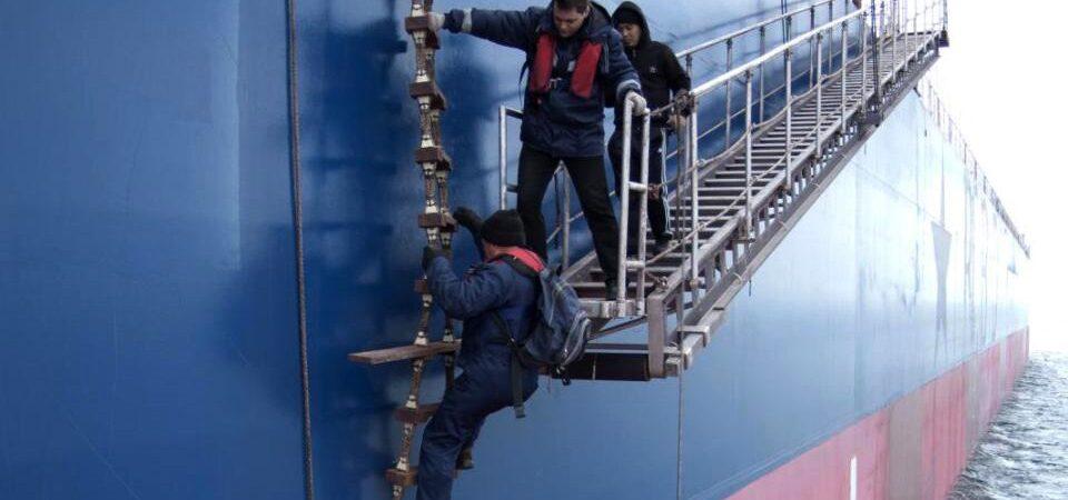 Морская Палата Украины настаивает на демонополизации рынка лоцманских услуг
