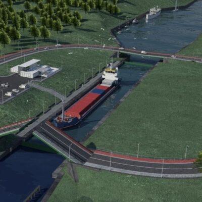 Польша планирует завершить строительство канала через Балтийскую косу в 2022 году