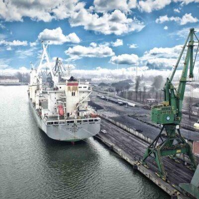 В январе-мае порт Гданьск сократил грузооборот на 13,4%