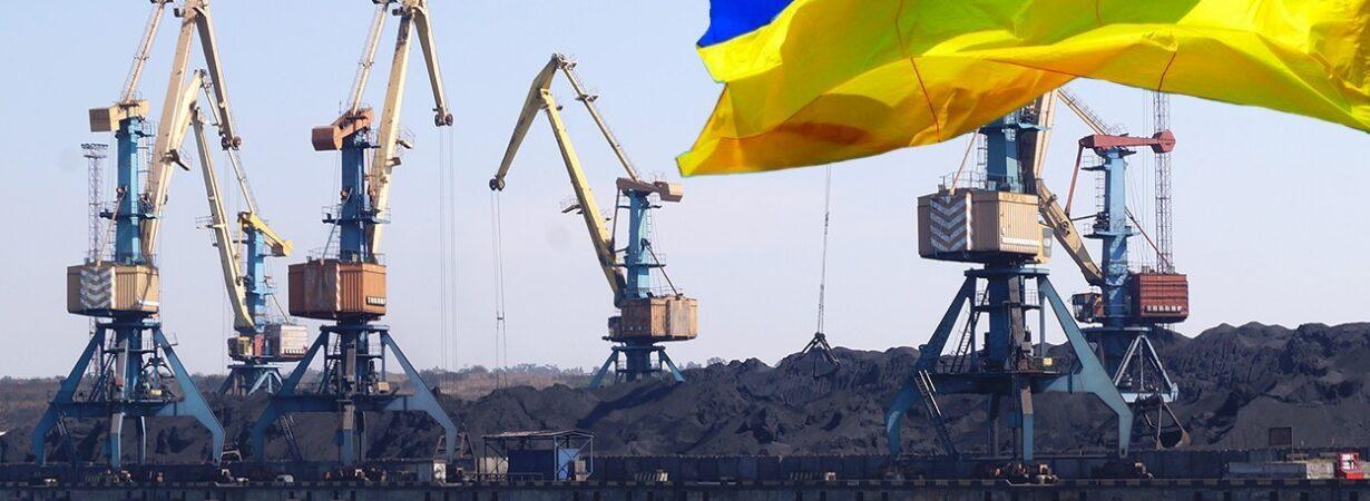 Кабмин утвердил изменения в Стратегию развития морпортов до 2038 года