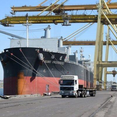 В первом полугодии госстивидор «Черноморск» сократил убыток в 17 раз