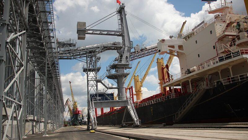 Терминал COFCO в Николаевском порту реализовал проект по кибербезопасности
