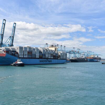 Maersk запустил цифровую платформу управления поставками