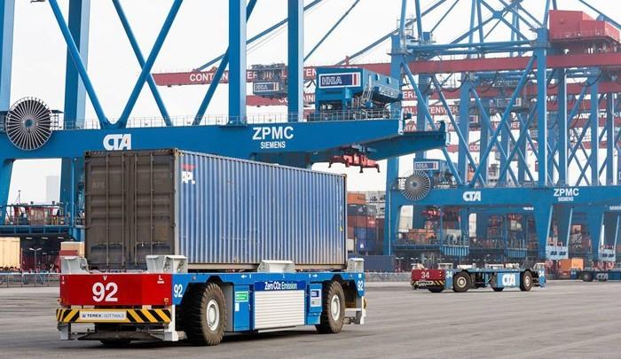 HHLA ведет переговоры о стратегическом сотрудничестве с конкурентами по порту Гамбург