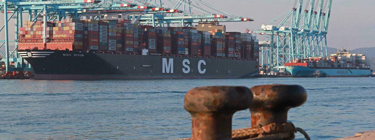 MSC расширяет флот, скупая контейнеровозы на вторичном рынке