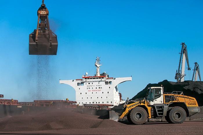 В первом полугодии экспортировано 23,1 млн тонн железной руды на $1,8 млрд — ГТС