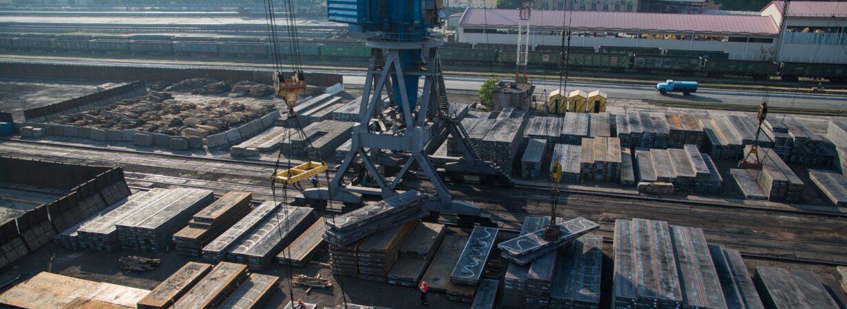 Порт Мариуполь увеличил годовой грузооборот на 8%