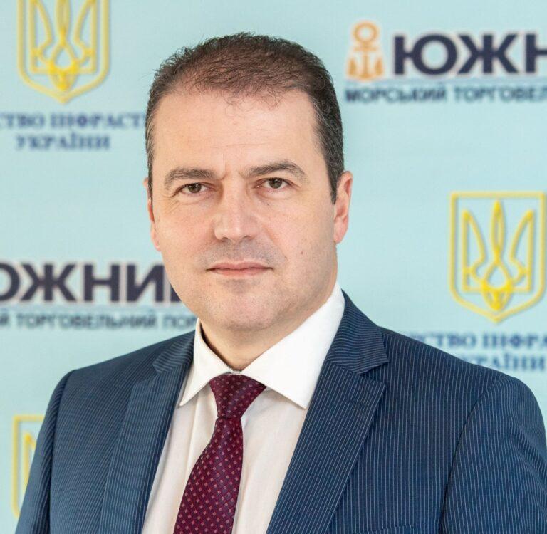 Олейник вновь будет руководить госстивидором «Южный»