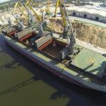 В I-III кварталах 2020 порт «Ольвия» увеличил грузооборот на 49,1%