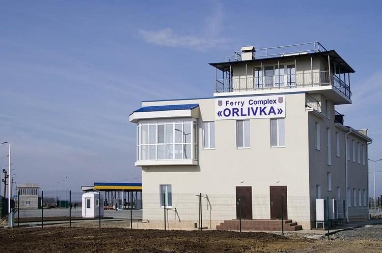 Переправа «Орловка — Исакча» открывает транспортный коридор Украина — Южная Европа