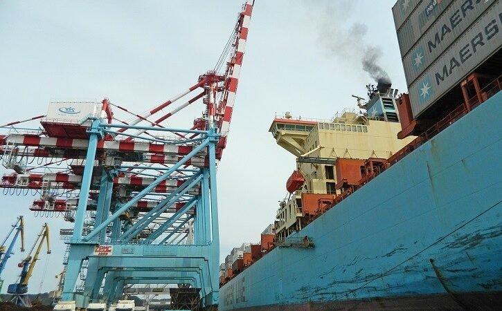 В январе-мае морпорты увеличили контейнерооборот на 15,3%