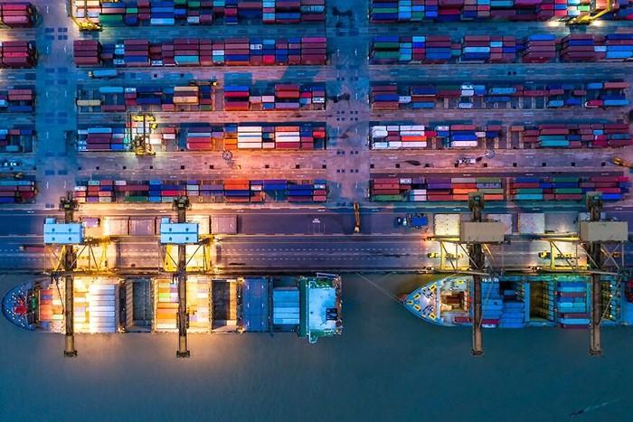 Крупнейшие порты Нидерландов подключились к блокчейну TradeLens