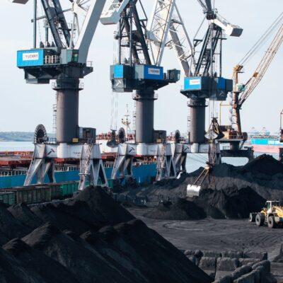 В ноябре в Украину придет балкер с 60 тыс. тонн американського угля для ДТЭК