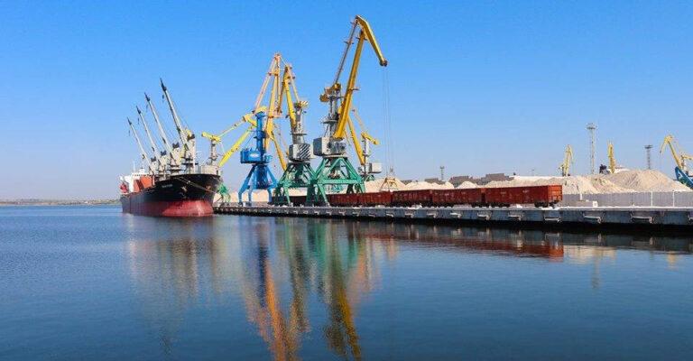 В первом полугодии порт «Ольвия» увеличил грузооборот на 59,7%