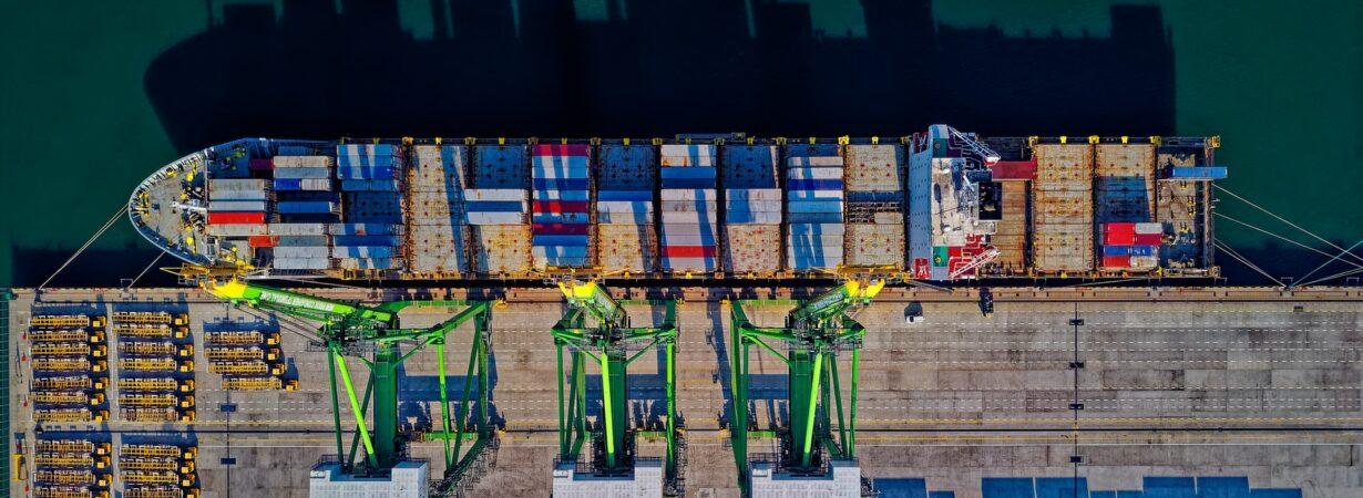 Индекс контейнерооборота портов Drewry побил абсолютный рекорд в марте