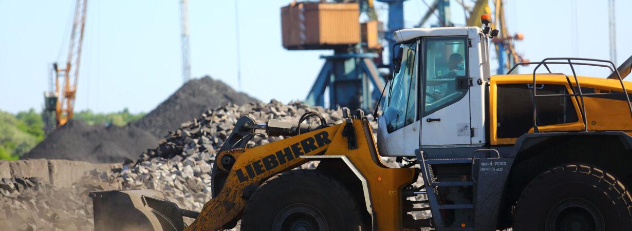 Госстивидор «Южный» договорился о ежемесячной перевалке 1,2 млн тонн грузов «Метинвеста»