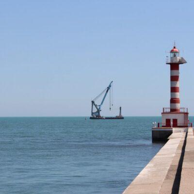 Кабмин утвердил границы портов Черноморск и Рени