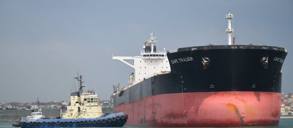 Госстивдор «Черноморск» просит скидку на заходы кейпсайзов, идущих на догрузку в порт «Пивденный»