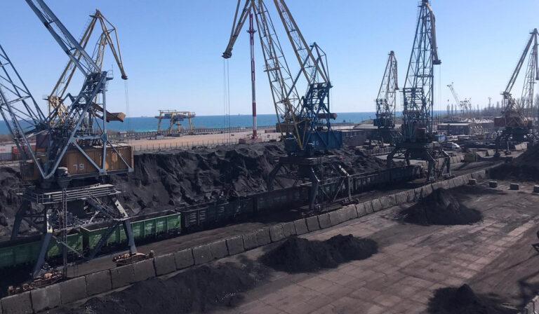 В январе-июле порт «Черноморск» сократил грузооборот на 6,3%