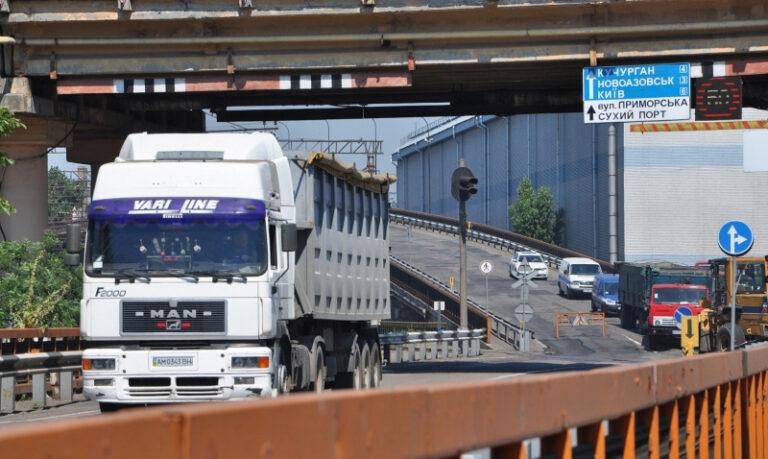 Горсовет Одессы выдал разрешение на разработку землеотвода для альтернативной дороги в порт