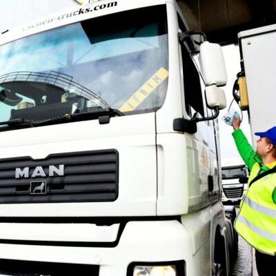 Кабмин поручил усилить проверки товарных накладных при автоперевозках