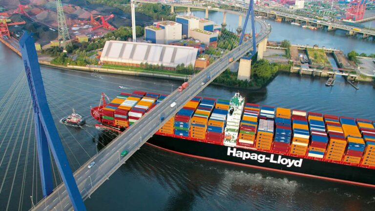 Hapag-Lloyd заказал контейнеры еще на 60 тыс. TEU