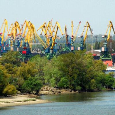 В январе-мае Измаильский порт сократил грузооборот на 24,5%