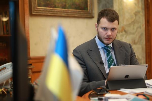 Криклий пригласил американский бизнес поучаствовать в концессии украинских портов