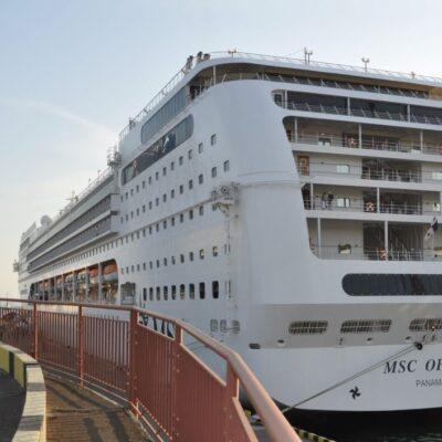 Одесский морской порт готов принимать круизные лайнеры в текущем сезоне
