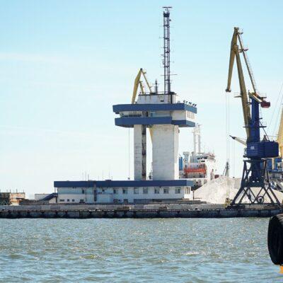 В январе-мае Мариупольский порт увеличил грузооборот на 23,4%