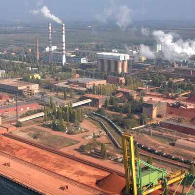 Николаевский глиноземный завод