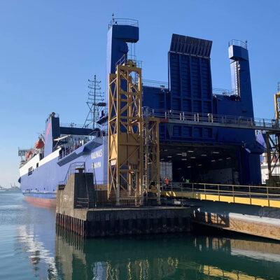 «Укрферри» примет участие в конкурсе концессии паромного терминала порта Черноморск