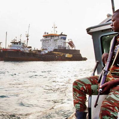 Гвинейский залив стал самым пиратоопасным регионом в 2020 году — IMB