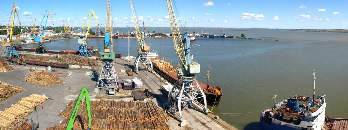 Порт Белгород-Днестровский сократил грузооборот на 35,7% в 2020 году