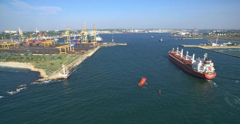 Кабмин утвердил границы акватории порта «Черноморск»