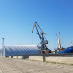Порт Рени сократил грузооборот на 38,4% в 2020 году