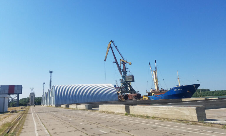 Запрет Молдовы на экспорт зерна негативно повлиял на показатели Ренийского порта