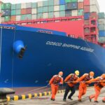 Доставка грузов из Китая в Европу подорожала до рекордного уровня