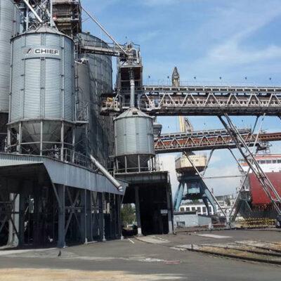 «Укртрансагро» временно переведет перевалку в Мариупольском порту на другой терминал