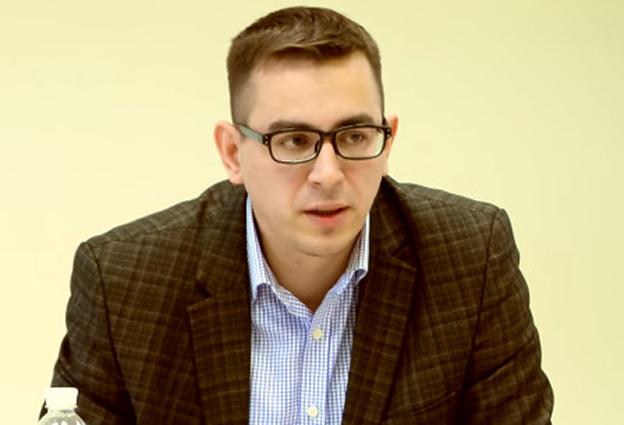 Владимир Бучко ранее занимал должность директора юридического департамента Министерства экологии и природных ресурсов