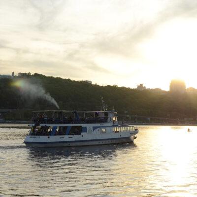 Сезон откроется прогулочной программой «Панорама Киева».