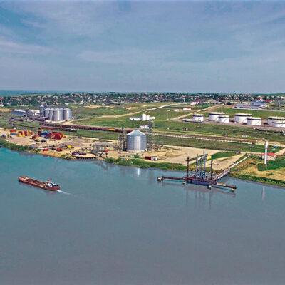 ЕБРР стал единственным владельцем оператора порта Джурджулешты