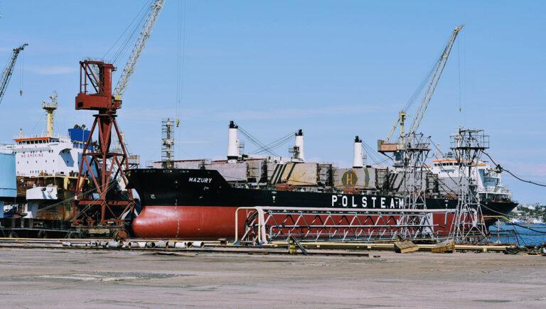 ИСРЗ ремонтирует одновременно 22 судна