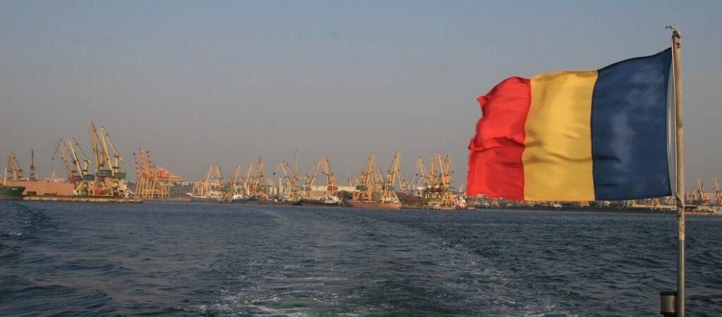 В январе-апреле порты Румынии увеличили грузооборот на 3,3%