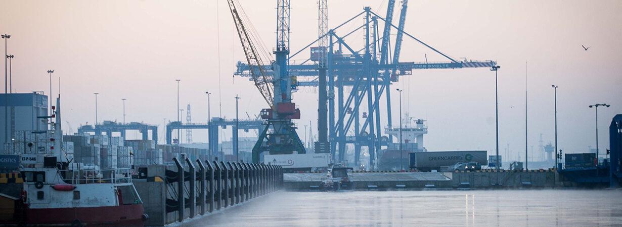 Сейм Латвии до конца года может утвердить реформу портов