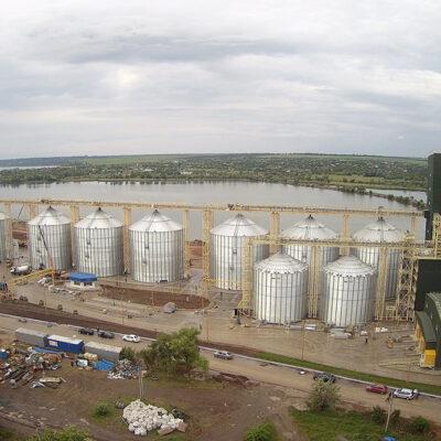 «Нибулон» завершает строительство зеленодольского терминала